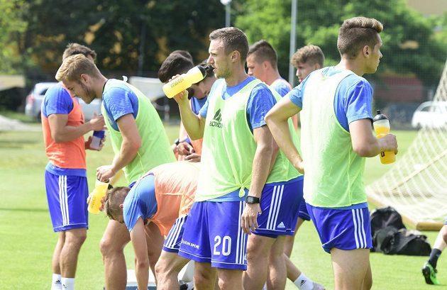 Prvoligoví fotbalisté SK Sigma Olomouc zahájili letní přípravu.
