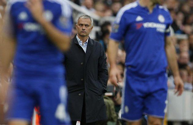 José Mourinho neskrýval zklamání z výkonů některých svěřenců.