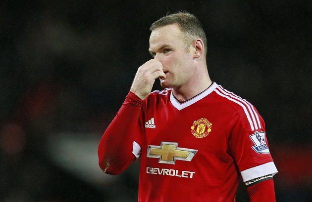 Útočník Manchesteru United Wayne Rooney se ve svém 500. zápase v Premier League gólově neprosadil.