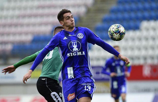 Fotbalista Sigmy Olomouc Mojmír Chytil.