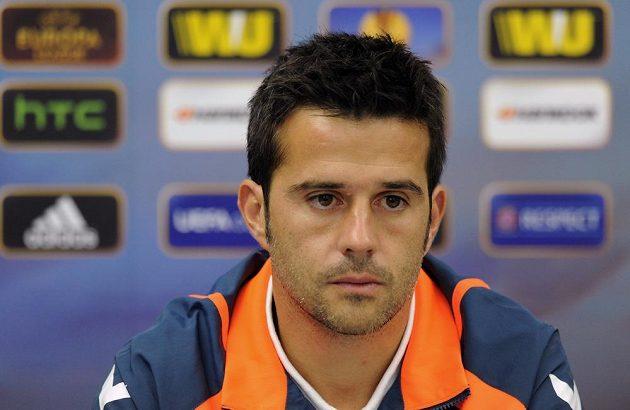 Trenér Estorilu Marco Silva.
