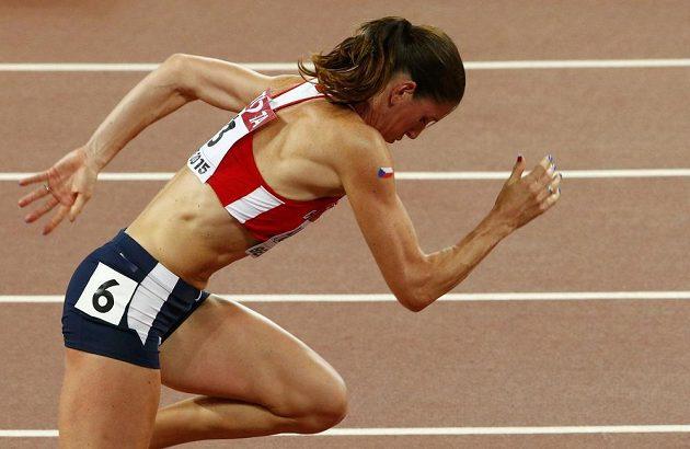 Zuzana Hejnová opět zařadila nejvyšší rychlostní stupeň a její soupeřky neměly šanci.