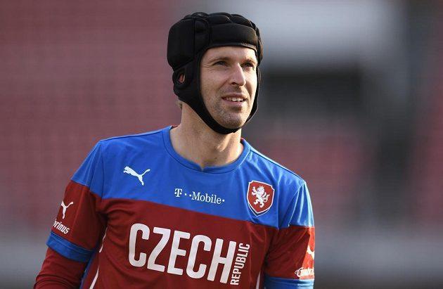 Dosavadní jednička mezi tyčemi Petr Čech.