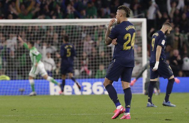 Fotbalisté Realu Madrid byli po utkání hodně zklamaní