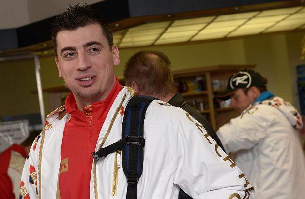Hokejový obránce Tomáš Kaberle.