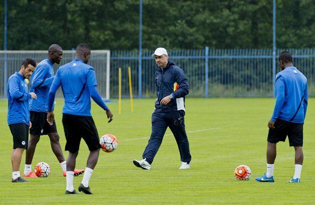 Fotbalisté Liberce zahájili přípravu na novou sezónu pod vedením trenéra Jindřicha Trpišovského.