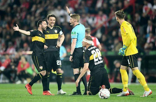 Bezbranová remíza fotbalistům Unionu Berlín stačila