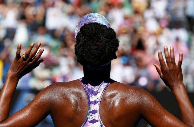 5) Američanka Venus Williamsová.