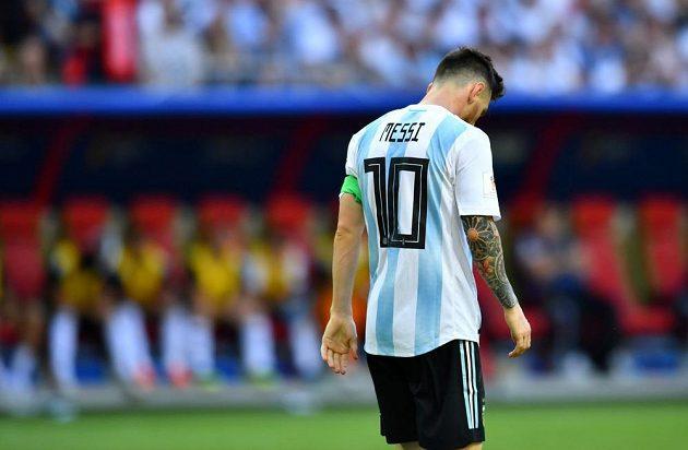Messiho generace v tichosti odchází. Argentinský tisk má po vyřazení fotbalistů z MS v Rusku jasno, fanoušci pláčou.