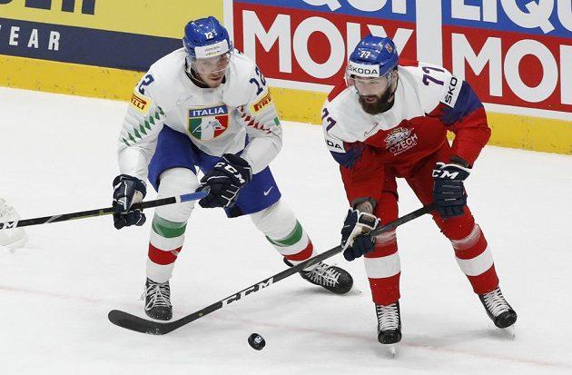 Ivan Tauferer z Itálie a Milan Gulaš.