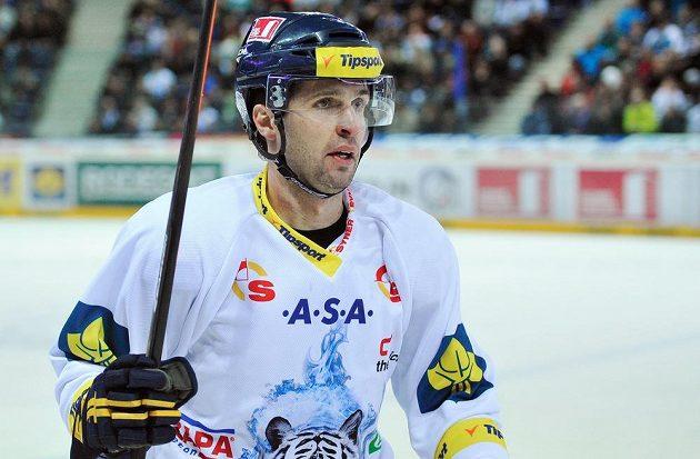 Jaroslav Balaštík nastoupil k prvnímu zápasu v dresu Libercem, to proti Třinci.