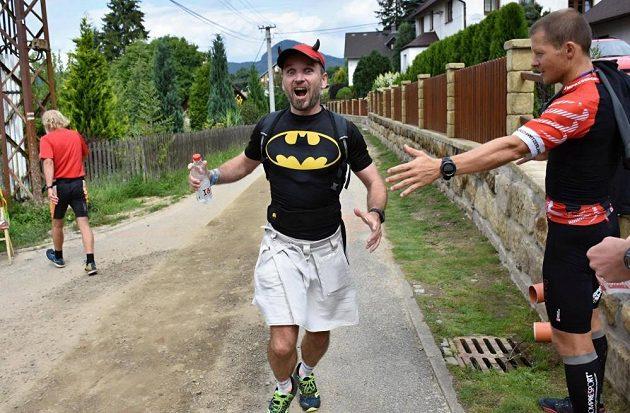 Běžecká suknice Zahálka BS 1.0: A takhle dobře se mi v ní běželo v Lužických horách.