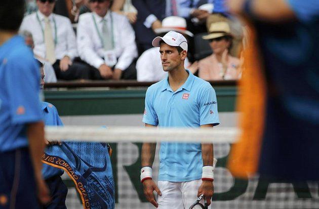 Novak Djokovič na svého španělského protivníka ve finále neměl.