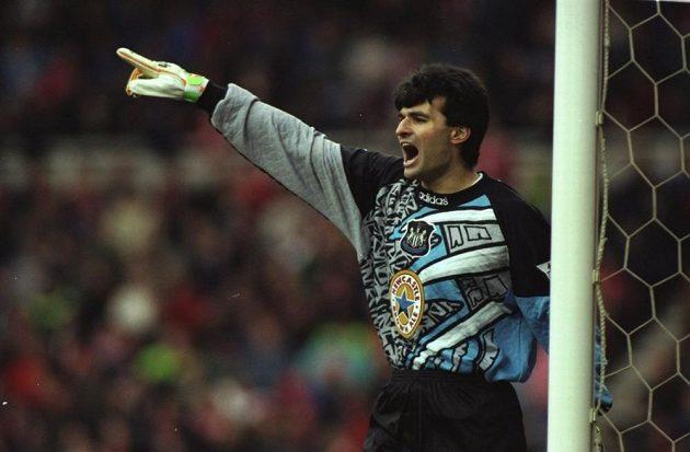 Pavel Srníček odchytal za Newcastle 190 zápasů.