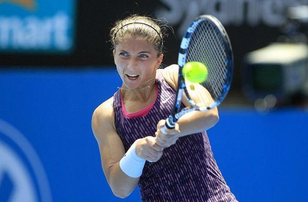 Italka Erraniová zdolala v prvním kole turnaje v Sydney svou krajanku Vinciovou.