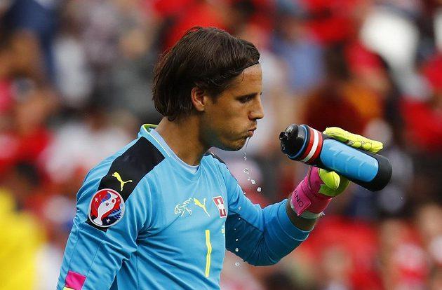 Švýcarský gólman Yann Sommer.