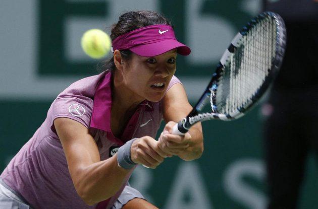 Čínská tenistka Li Na.