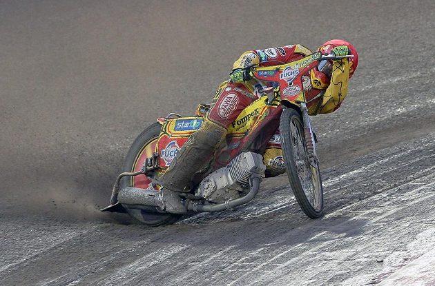 Český jezdec Václav Milík skončil na Memoriálu Luboše Tomíčka těsně pod stupni vítězů.