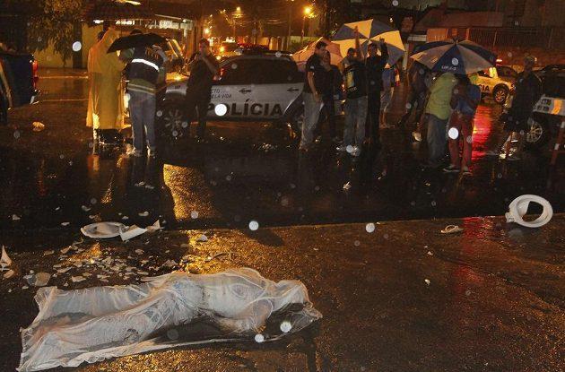 Tragédie v brazilském Recife. Paulo Ricardo Silva zemřel po zásahu záchodovou mísou.