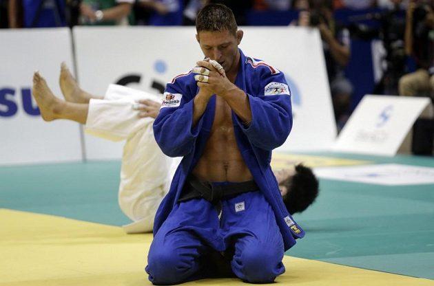 Lukáš Krpálek má dobojováno. V Brazílii bral bronz.