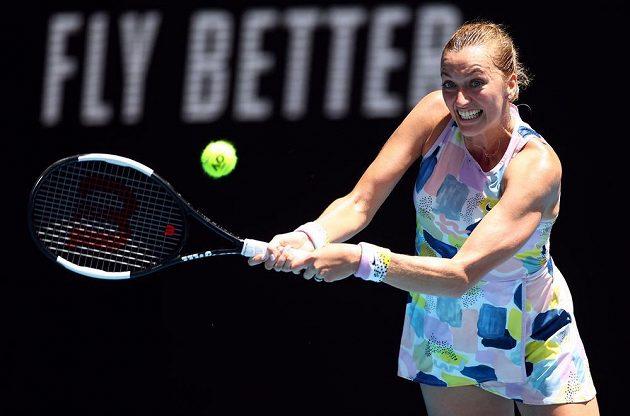 Lvice Petra Kvitová narazila, prohrála s Ashleigh Bartyovou z Austrálie.
