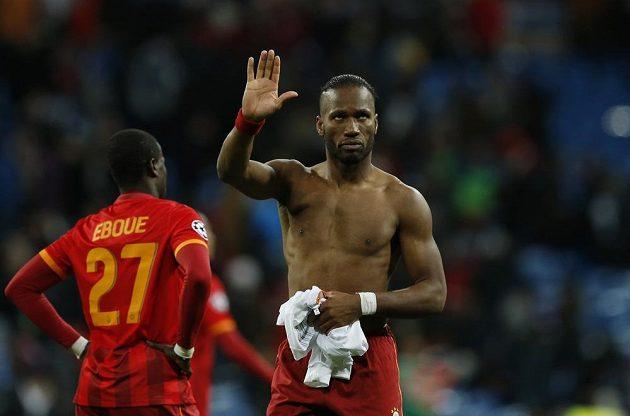 Útočník Galatasaraye Didier Drogba bude zřejmě pykat za to, že při zápasu turecké ligy uctil nedávno zemřelého Nelsona Mandelu.