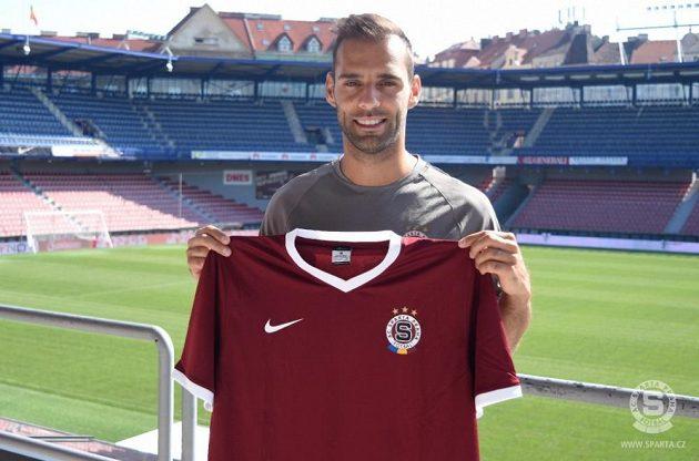 Marco Paixao bude příští dva roky oblékat dres Sparty.