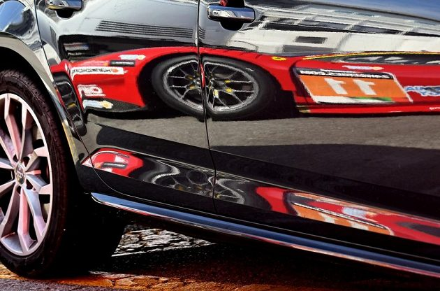 Ferrari z Prahy obstálo v tvrdé zahraniční konkurenci.