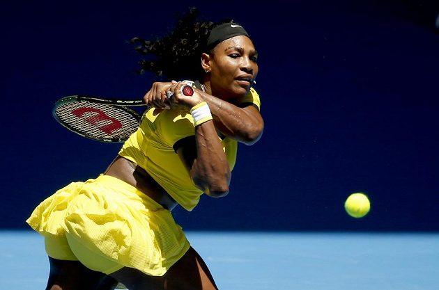Serena Williamsová dovolila soupeřce z Tchaj-wanu jen tři hry.
