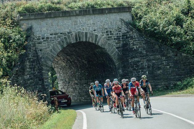 Třetí etapa Czech Cycling Tour zavedla závodníky z Mohelnice do Šternberka.