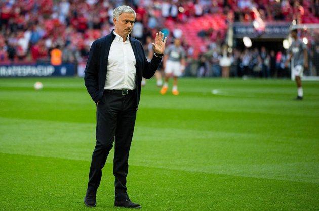 Slavný trenér José Mourinho si našel novou práci.