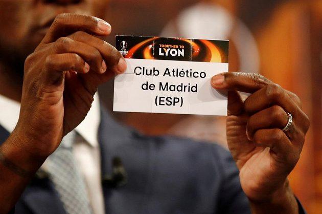 Bývalý fotbalista Éric Abidal hráče Arsenalu moc nepotěšil, když jim za soupeře vylosoval silné Atlétiko Madrid...