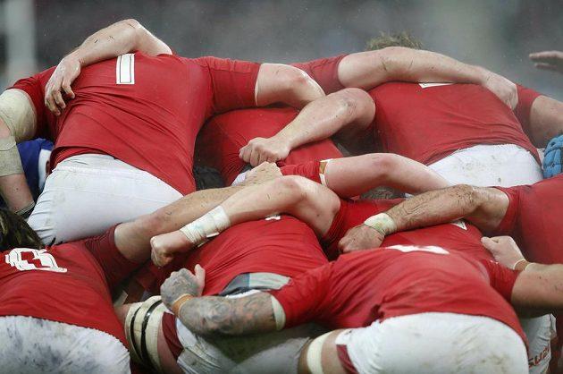 Hrr na ně! Rojníci Walesu jdou na věc.