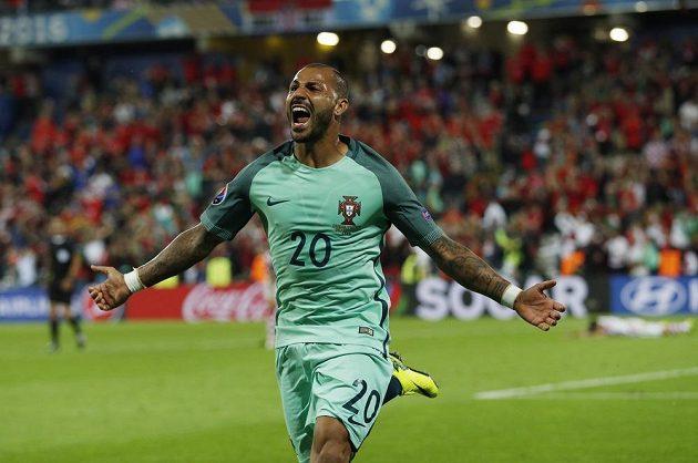 Portugalec Ricardo Quaresma jásá. Gólem poslal svůj tým do čtvrtfinále ME.
