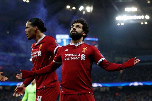 Liverpoolský hrdina se v této sezóně jmenuje Mohamed Salah. Potvrdil to gólem do sítě Manchesteru City v utkání Ligy mistrů.