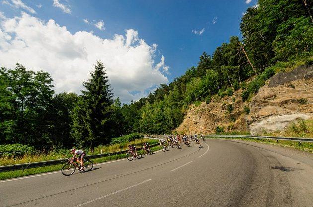 Czech cycling tour.