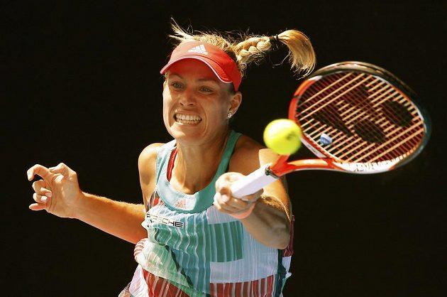 Německá tenistka Angelique Kerberová je další semifinalistkou dvouhry na Australian Open.