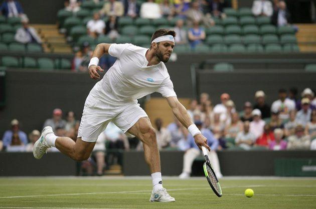 Jiří Veselý se na letošním Wimbledonu postaral o prvotřídní senzaci.