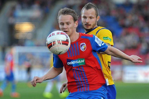 Jan Chramosta (vlevo) z Plzně a Tomáš Vondrášek z Teplic.