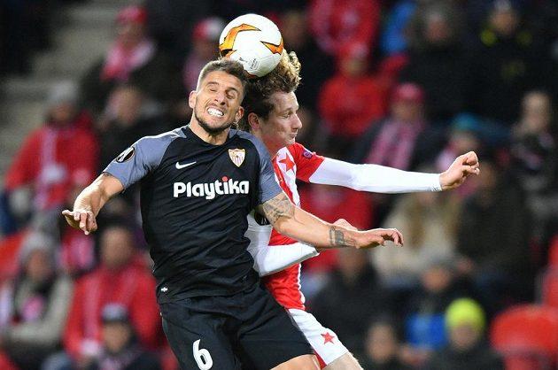 Milan Škoda v hlavičkovém souboji
