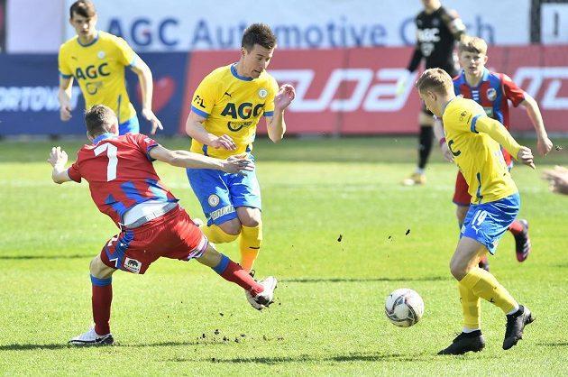 Teplice hostily ve 28. kole Fortuna ligy Plzeň