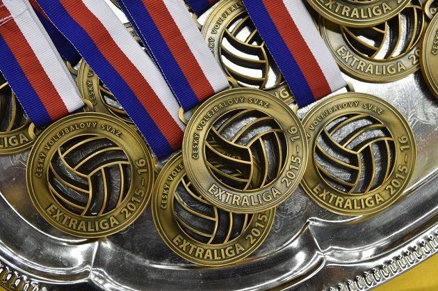 Zlaté medaile pro volejbalisty Liberce.