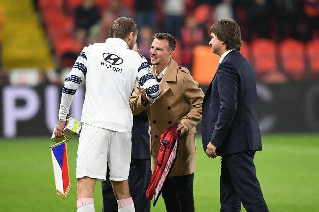 Vladimír Darida se před zápasem s Walesem rozloučil s reprezentací.