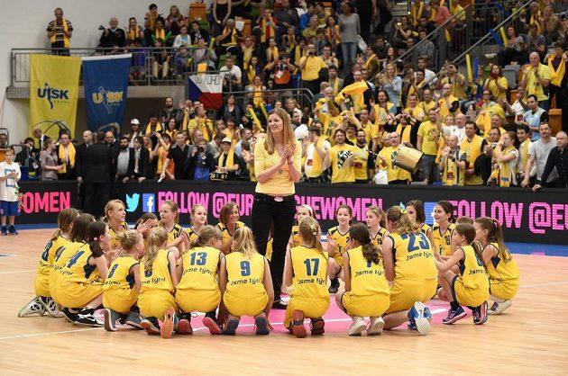 Eva Vítečková se rozloučila s aktivní kariérou.