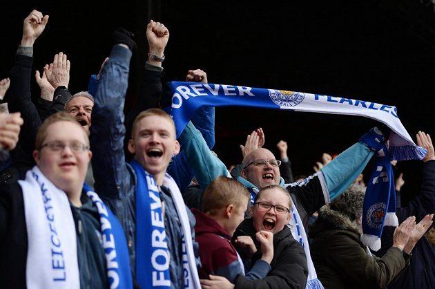 Fanoušci Leicesteru City vědí, že titul je zase o krok blíž.