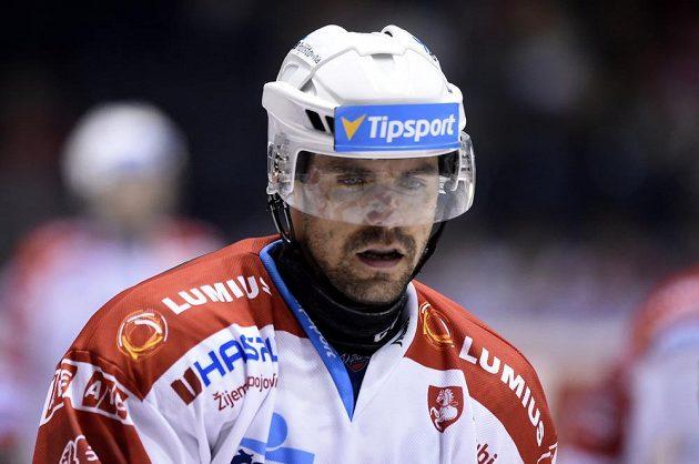 Tomáš Rolinek z Pardubic.