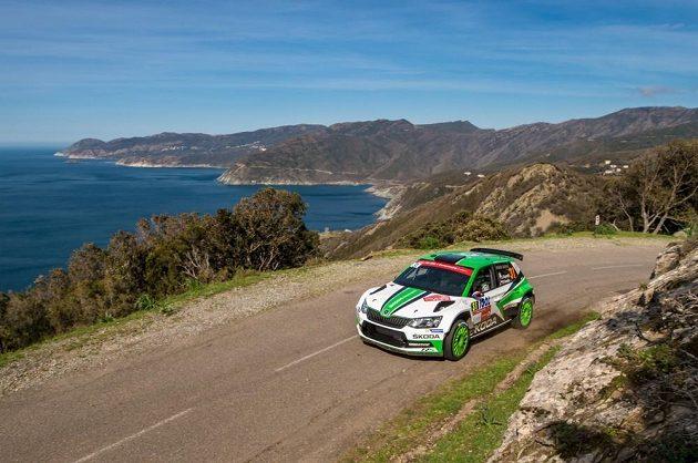 Asfaltová Korsika. Druhý start Jana Kopeckého v MS 2018 se Škodou Fabia R5, druhé vítězství.