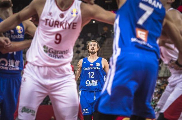 Ondřej Balvín patřil k důležitým hráčům českého týmu