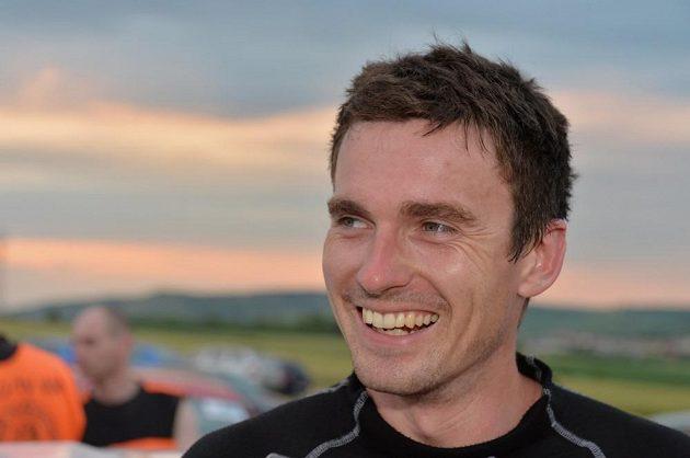 Jan Kopecký, pilot továrního týmu Škoda Motorsport.