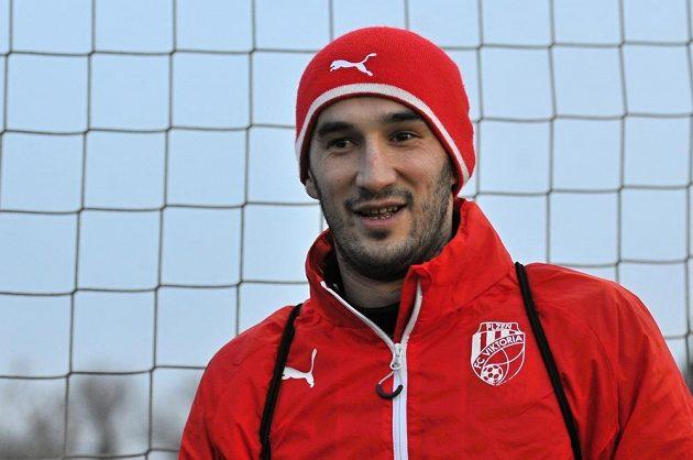 Aidin Mahmutovič z Plzně.
